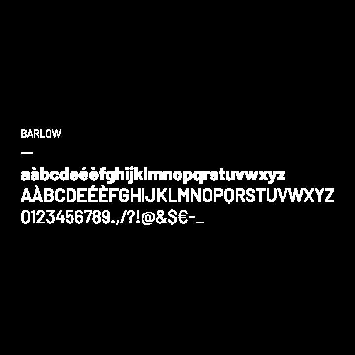 U Concept › Font